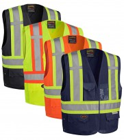 Hi-Viz Safety Vests by Pioneer Protective Products