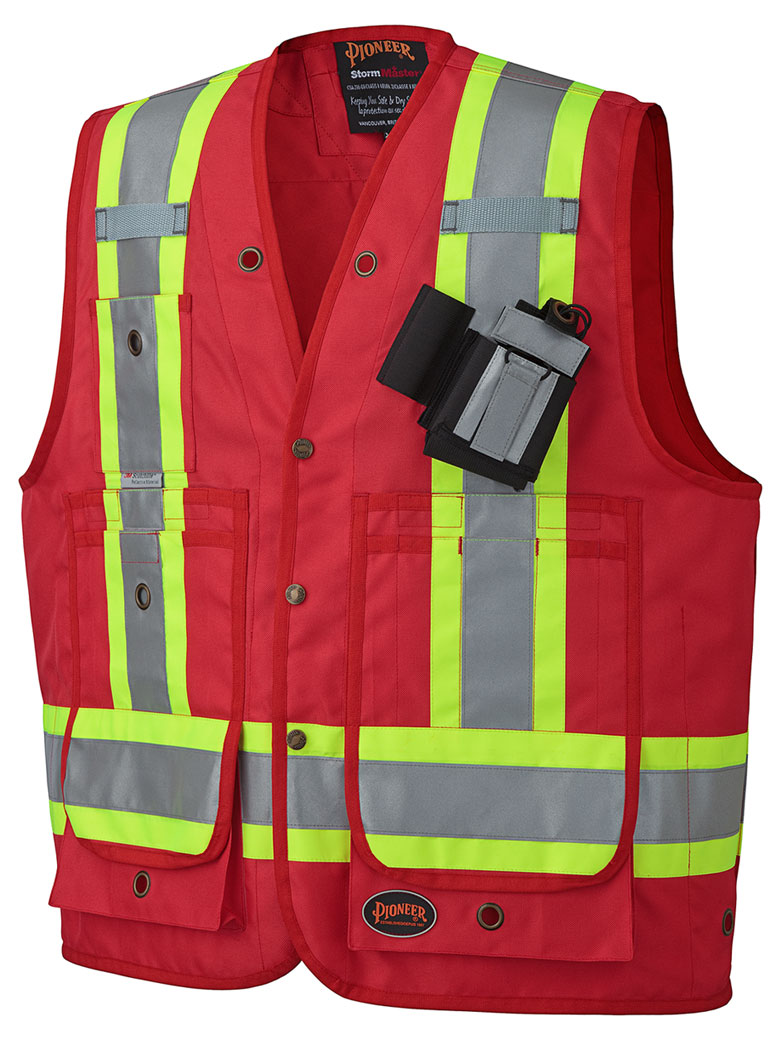 Surveyor's CSA Vest