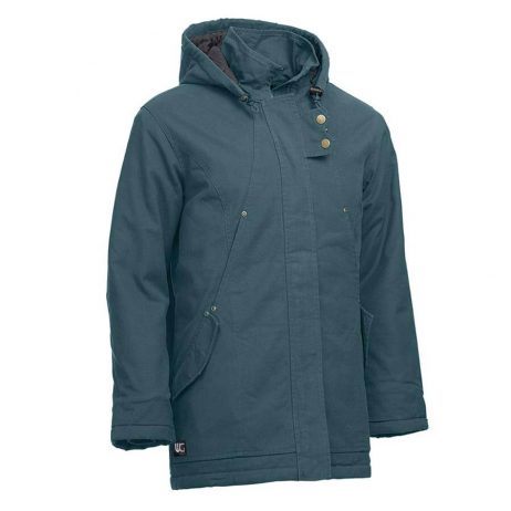 ladies insulated parka