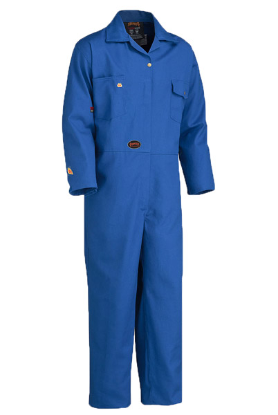 FR Cotton Coveralls