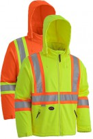 Hi-Viz Soft Shell Safety Jacket