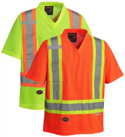 Hi-Viz Traffic T-Shirt