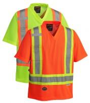 Hi-Viz Traffic Micro Mesh T-Shirts