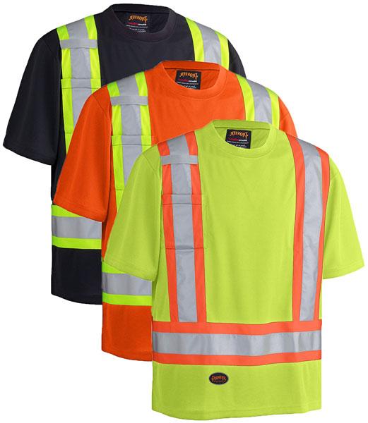 Birdseye Hi-Viz T-Shirts