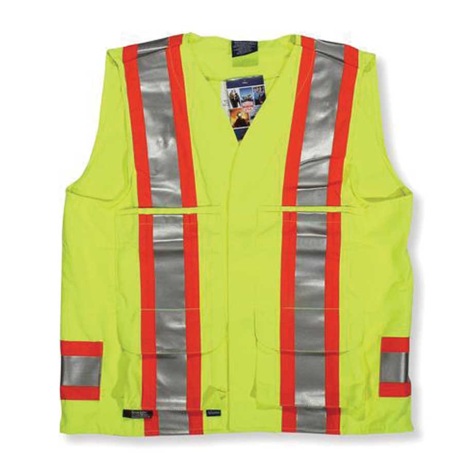 FR Supervisor Safety Vest