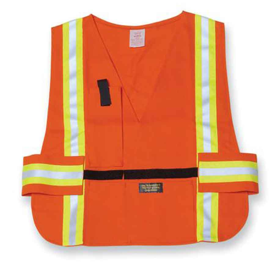Big K Orange Hi-Vis Vest