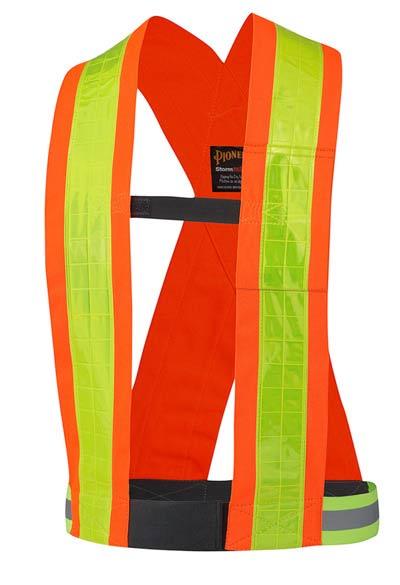 Hi-Viz Safety Sash/Harness