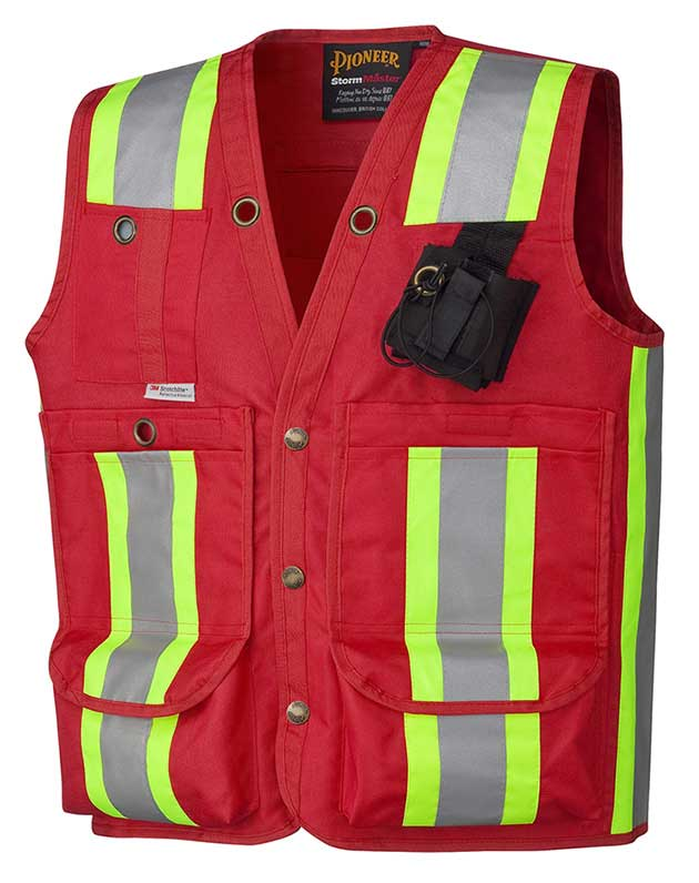 Surveyor's Vest