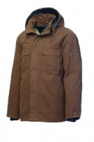 Washed Duck Parka
