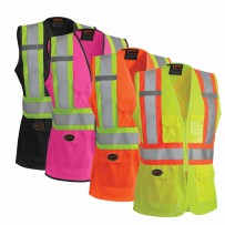 Ladies Traffic Safety Vest