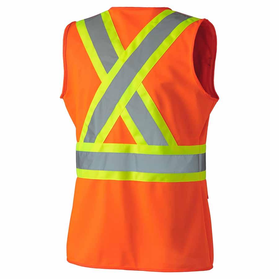 Ladies Traffic Safety Vest