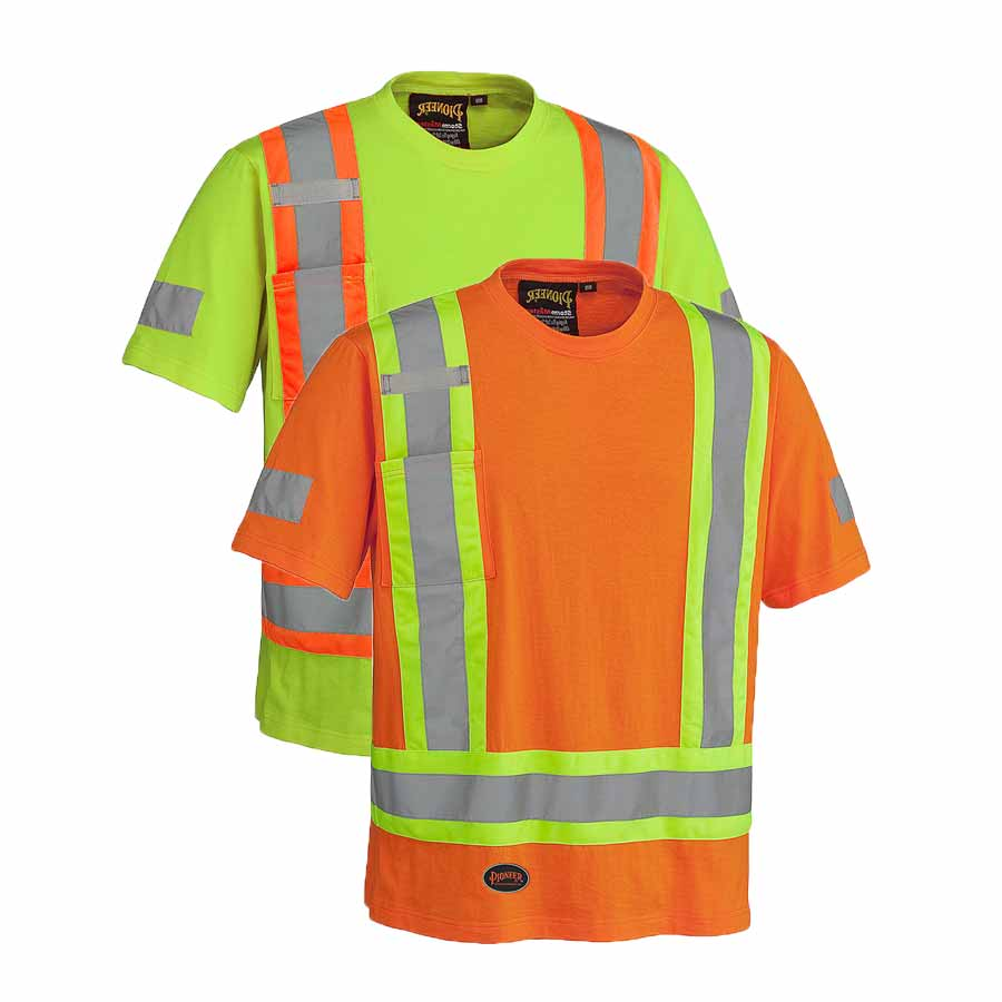 6978-6980 Hi Vis Cotton T-Shirt