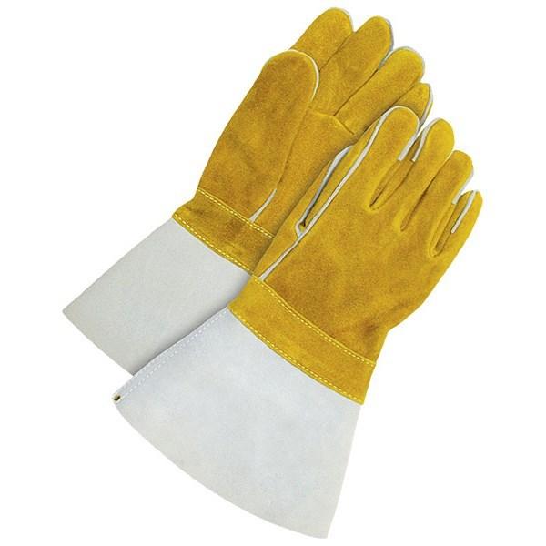 Cowhide Welder Ladies Gloves