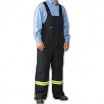Fire retardant hi-viz bib overalls alliance