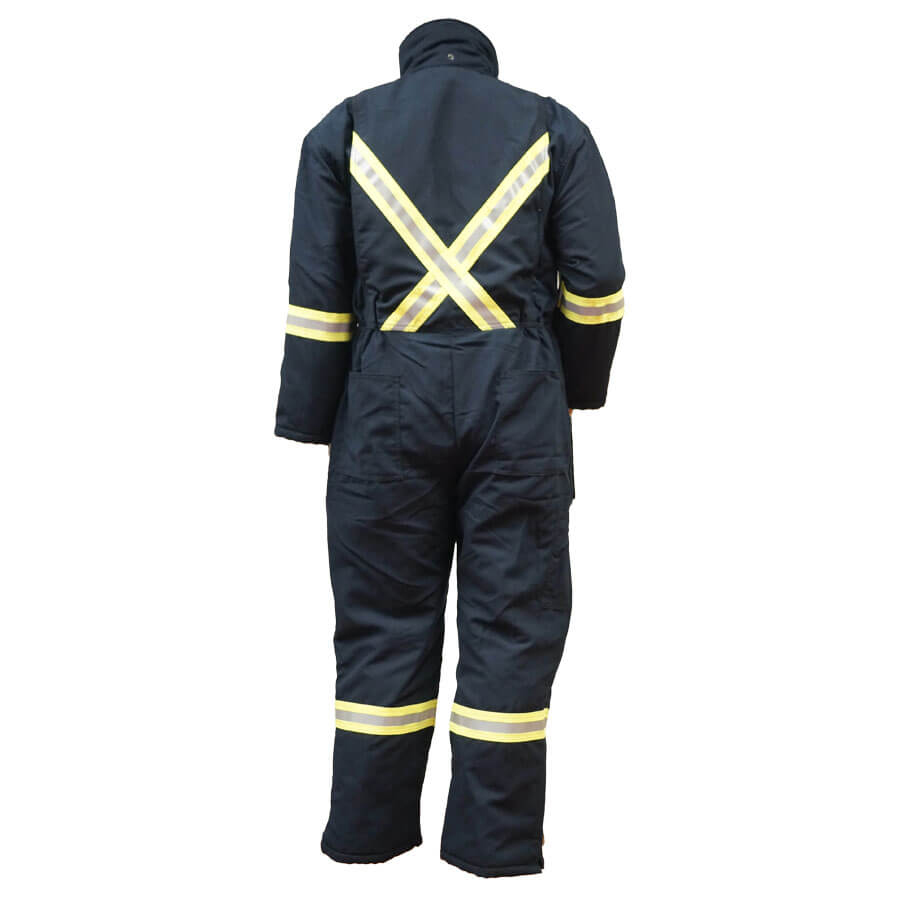 navy insulated nomex coveralls