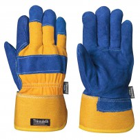 Insulated Fitter's Cowsplit Gloves
