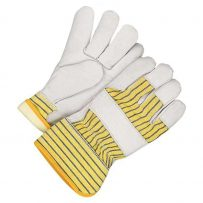thinsulate lined ladies fitter's gloves