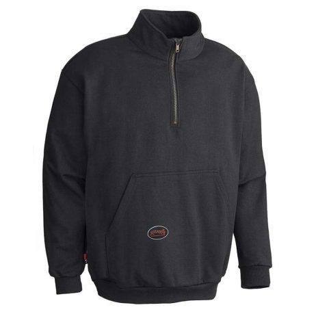 fire resistant hoodie with zipper