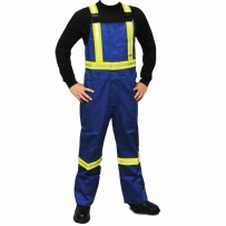 CXP Nomex Viking FIREWALL CSA Striped Bib Overalls