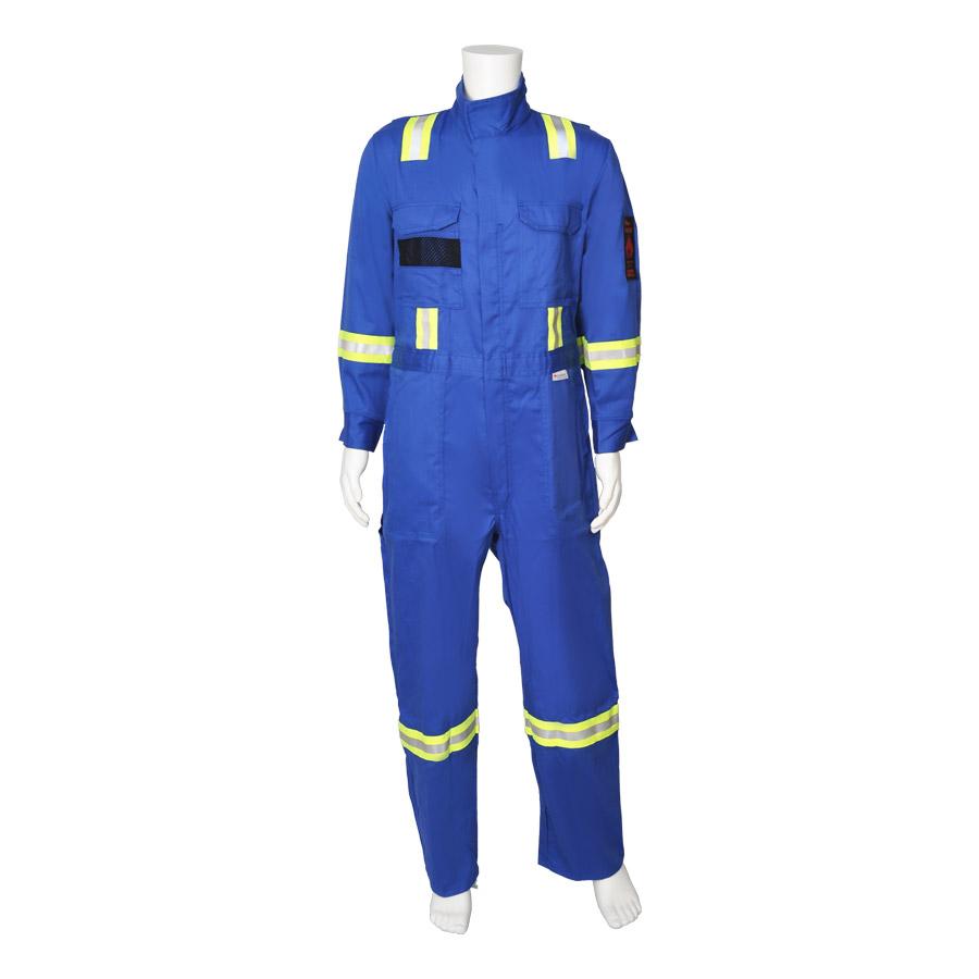 4c529dc32d54 Firewall Fr Hi Viz Coveralls HRC 2 - Direct Workwear
