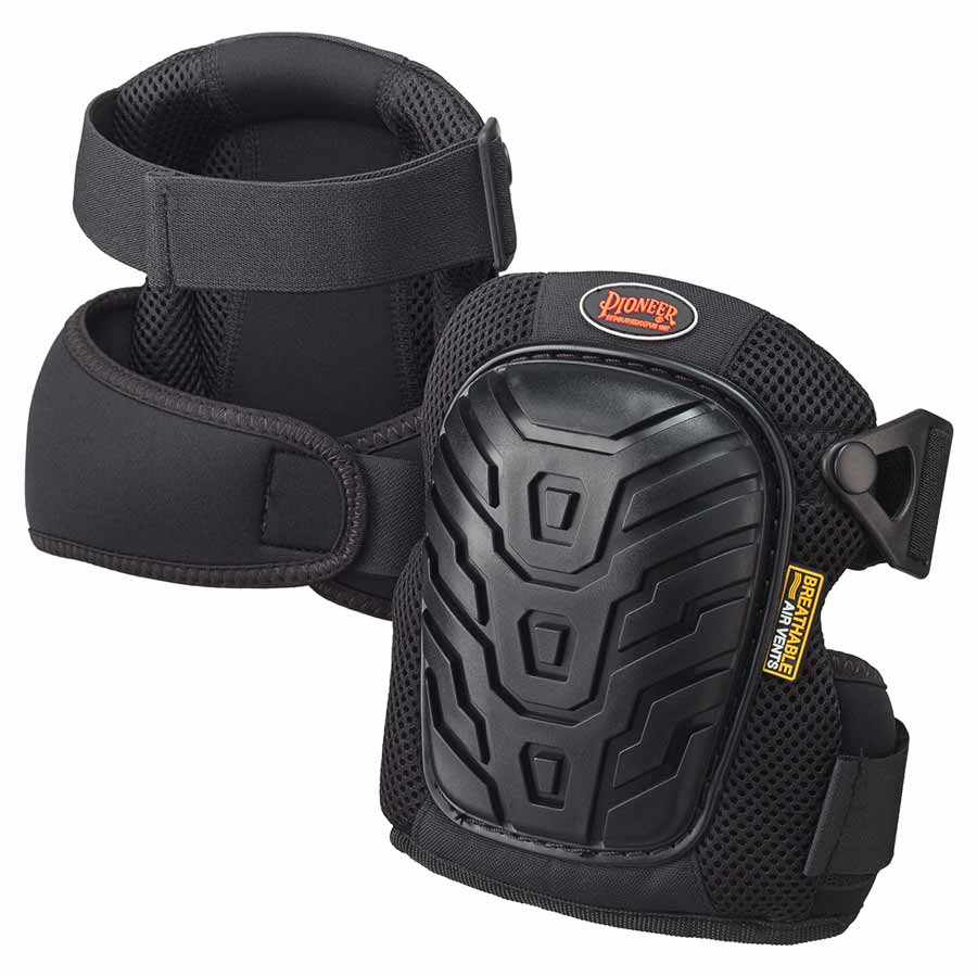 Breathable Air Vented Professional Gel Knee Pad