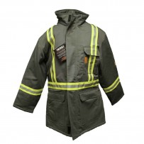 Viking FIREWALL FR CSA Hi-Viz Insulated Parka