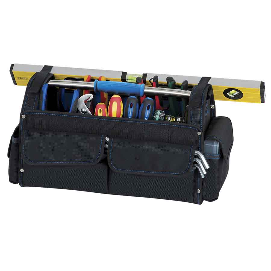 "16"" Open Top Tool Bag"