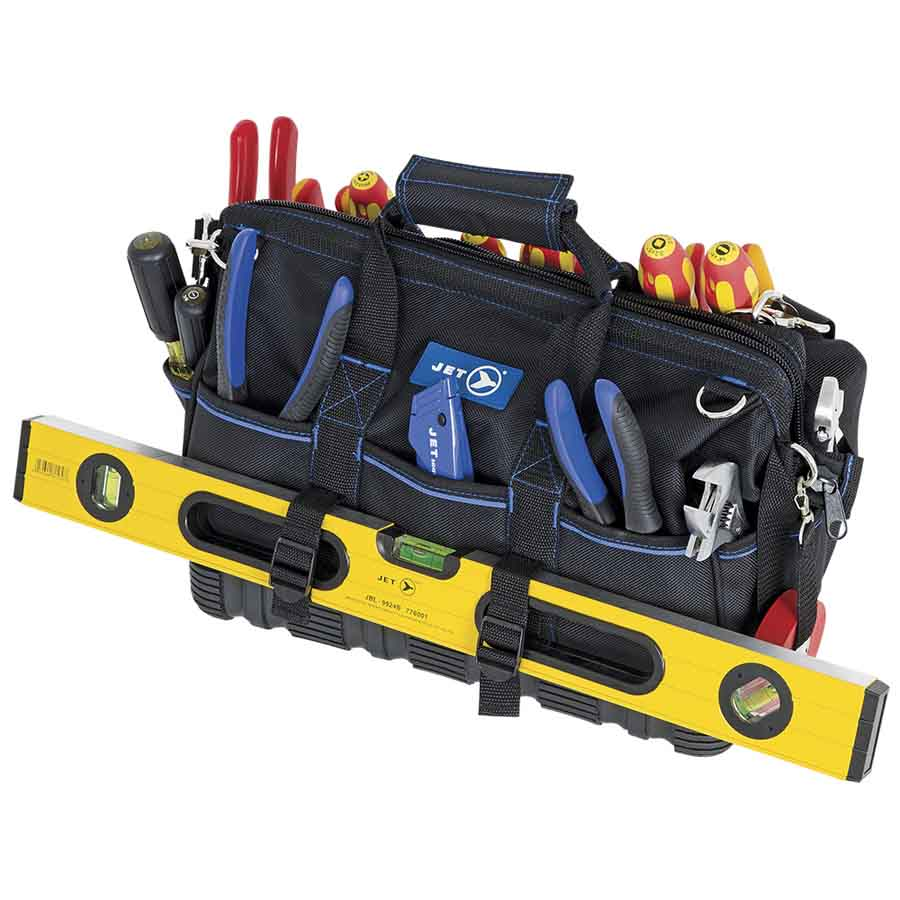 "16"" Zip Top Tool Bag"