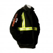 FR Weld Armor Hoodie with Detachable Hood