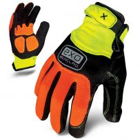 Ironclad Gloves Duraclad - Impact Protection Hi-Viz