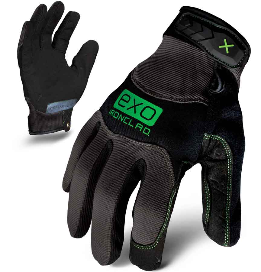 Modern Water Resistant Ironclad Work Glove