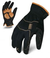 Motor Utility Leather Reinforced Ironclad Gloves