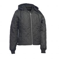 Ladies' Quilted Freezer Jacket