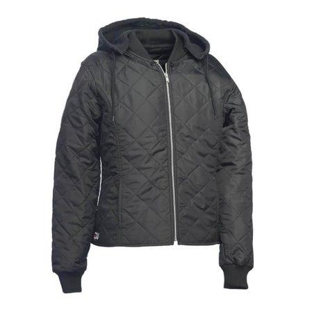 Ladies' Quilted Freezer Jacket