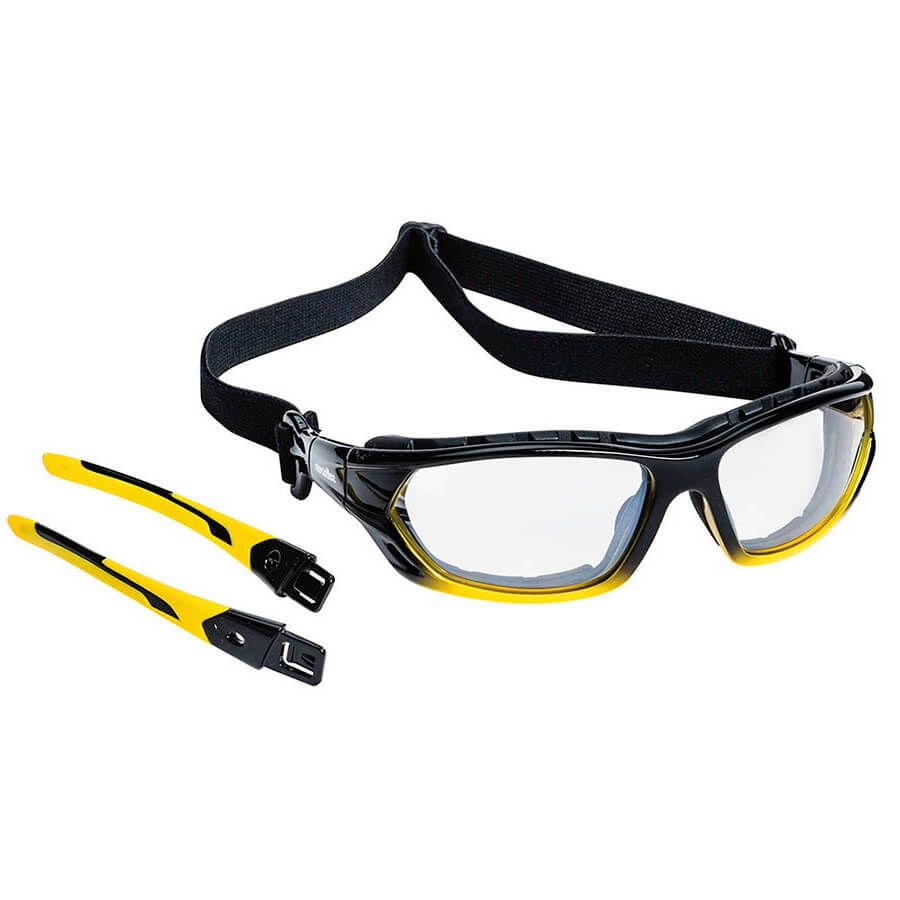 Direct Workwear XPS530 Series - Sealed Safety Glasses ...