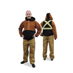weldarmor pipeliner welding jacket