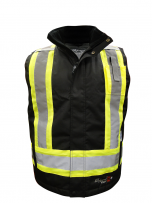 FR Hi-Viz Insulated Vest by Viking
