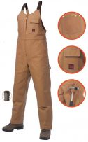 Tough Duck Unlined Overalls