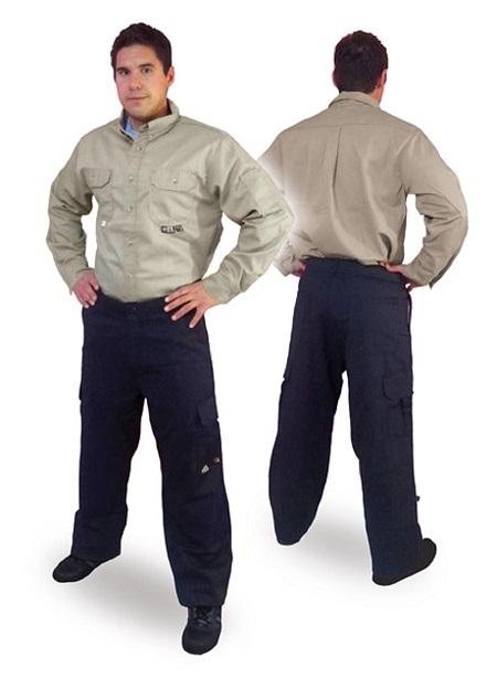 UltraSoft® Deluxe FR Work Shirt