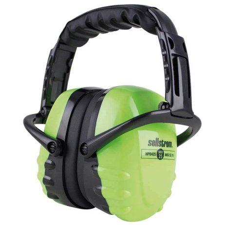 Dielectric Ear Muffs