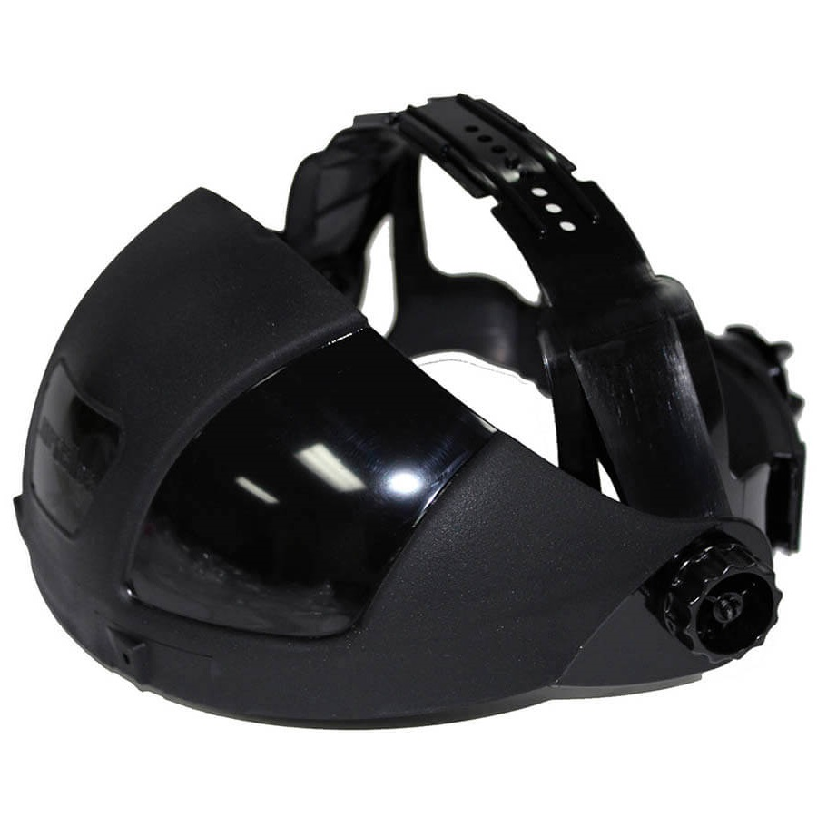 head harness for face shield