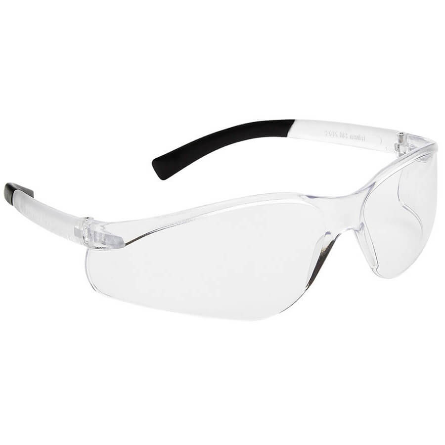 X330 Safety Glasses Clear
