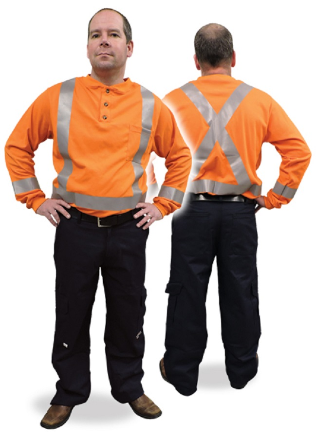 Long Sleeve Fire Retardant Shirts