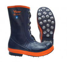 Viking Spiked Boots