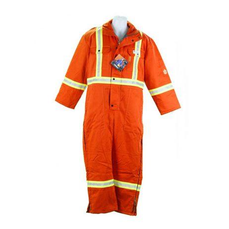 FIREWALL FR Hi-Viz Orange Coveralls