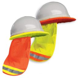 hard hat mesh sun shade