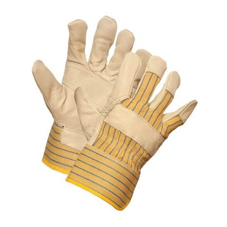 cowhide leather fitters gloves