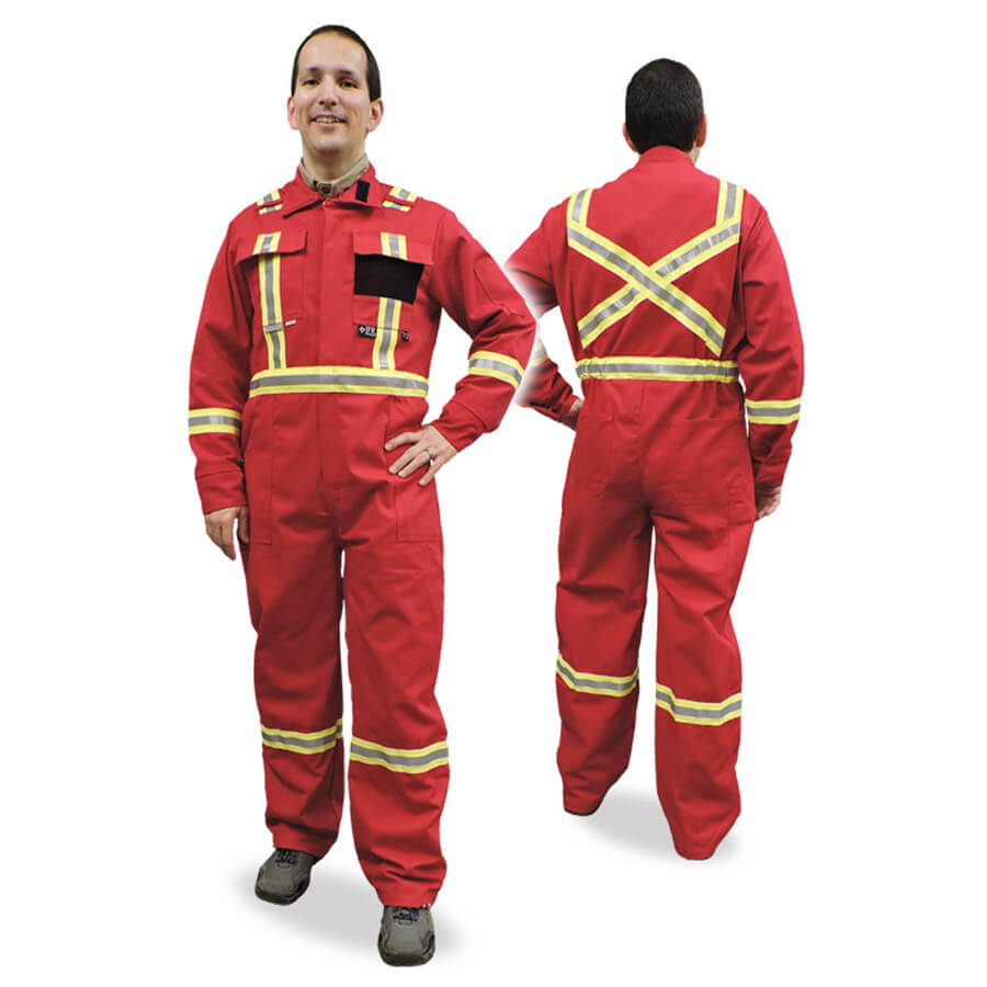 629251321cfb IFR UltraSoft® FR 9 oz. Deluxe Coveralls HRC2 - Direct Workwear