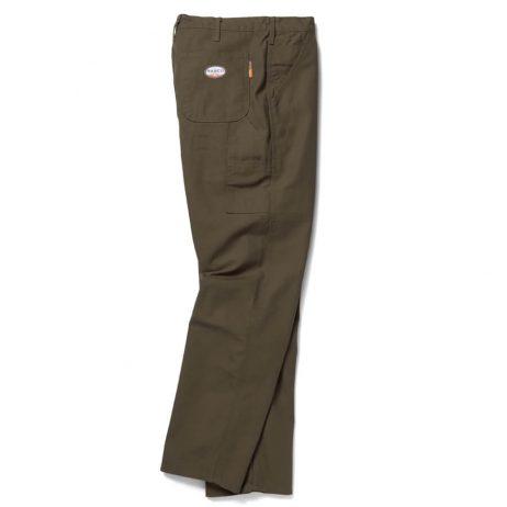 green duck carpenter pants