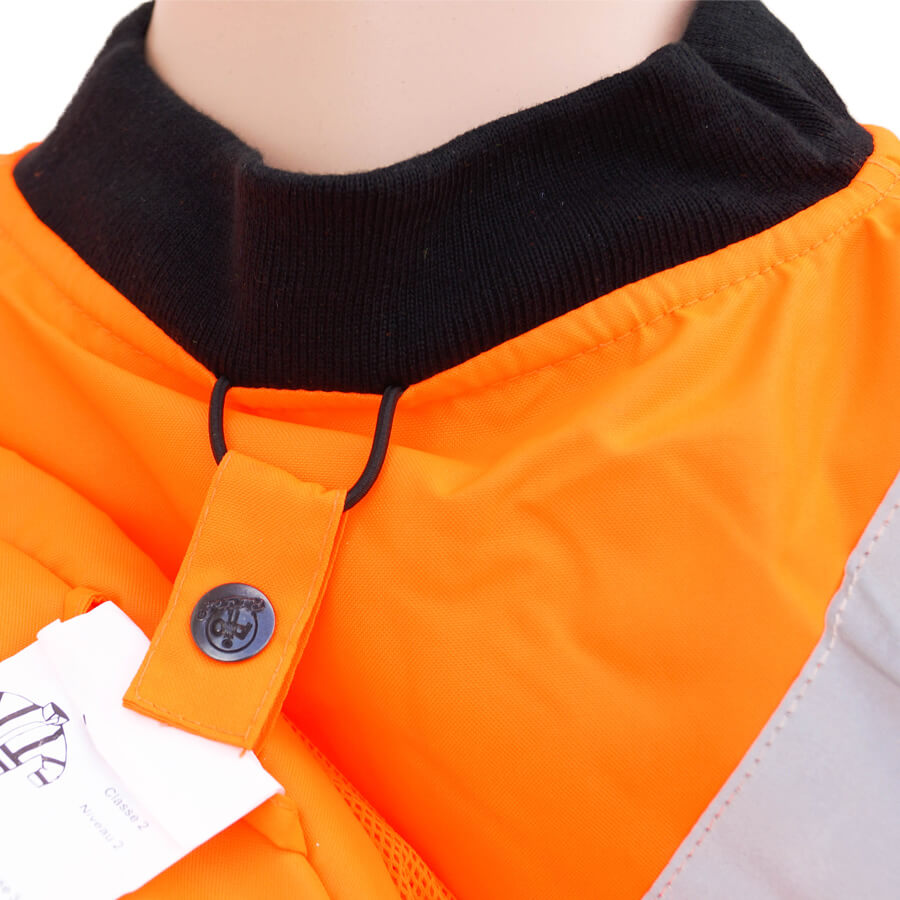 5 In 1 Hi Viz Winter Jacket Class 2 Level 2 Direct Workwear